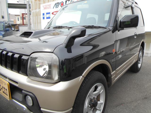 ランドベンチャー 4WD ハーフレザーシート シートヒーター(3枚目)