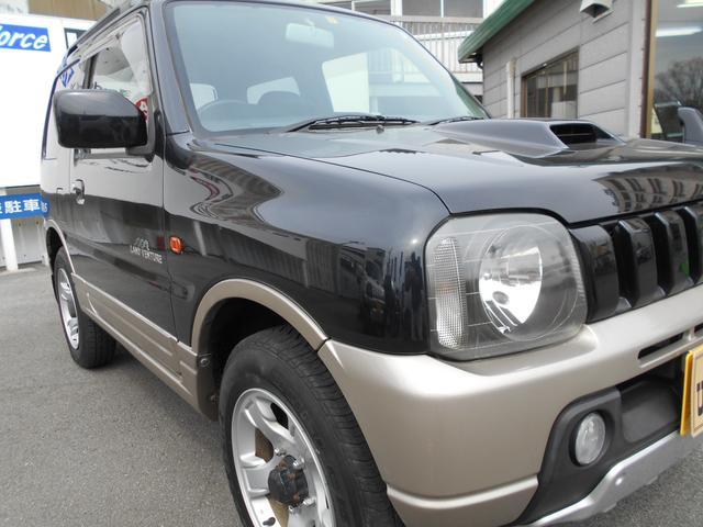 ランドベンチャー 4WD ハーフレザーシート シートヒーター(7枚目)