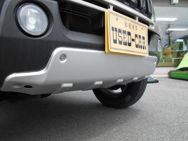 ランドベンチャー 4WD ハーフレザーシート シートヒーター(9枚目)