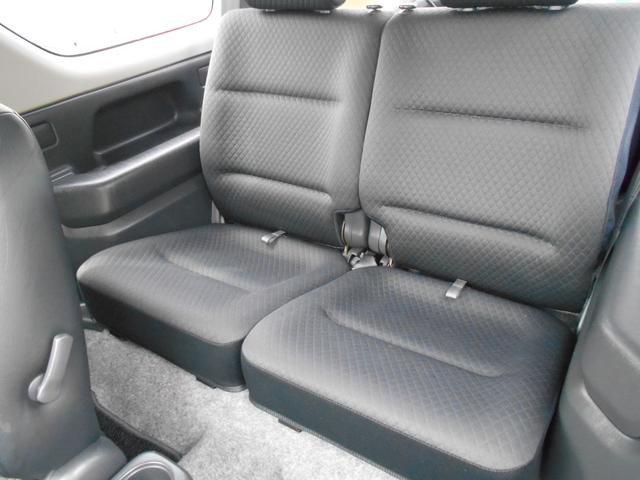 ランドベンチャー 4WD ハーフレザーシート シートヒーター(26枚目)