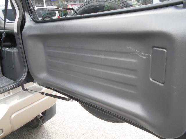 ランドベンチャー 4WD ハーフレザーシート シートヒーター(27枚目)