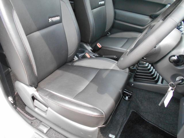 クロスアドベンチャーXC 4WD キーレス シートヒーター(14枚目)