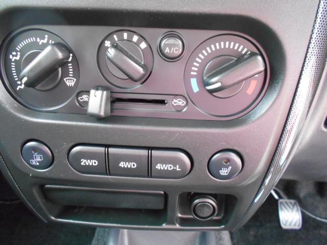 クロスアドベンチャーXC 4WD キーレス シートヒーター(19枚目)