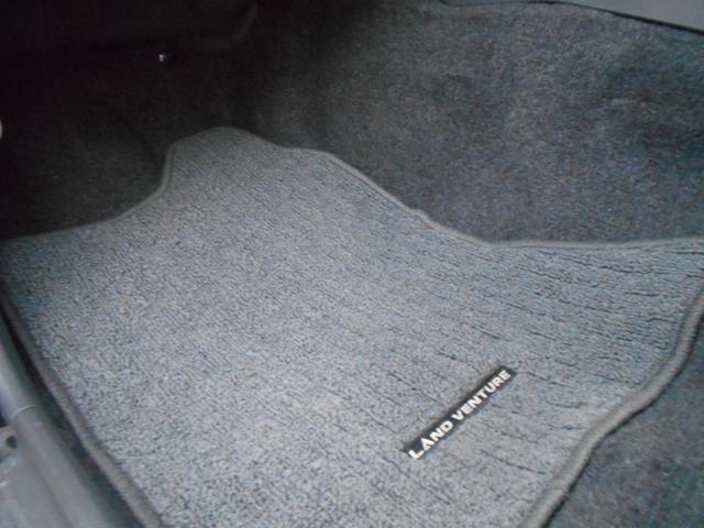 ランドベンチャー 4WD キーレス ターボ 禁煙車 オートマ 16インチアルミ ETC(26枚目)