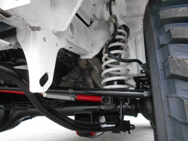 XG 4WD 5MT Newパーツ 2インチリフトアップキット マッドタイヤ マフラー ワンオーナー 禁煙車(28枚目)
