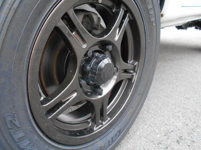 XG 4WD 5MT Newパーツ 2インチリフトアップキット マッドタイヤ マフラー ワンオーナー 禁煙車(36枚目)