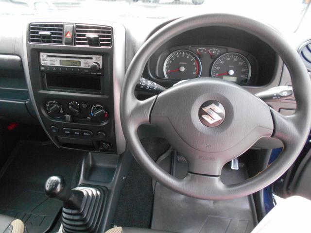 XG リフトアップ 4WD ターボ 5MT 禁煙車(17枚目)