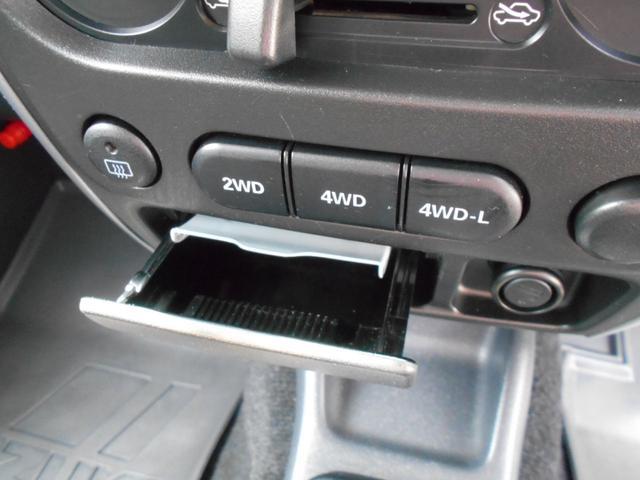 XG リフトアップ 4WD ターボ 5MT 禁煙車(20枚目)
