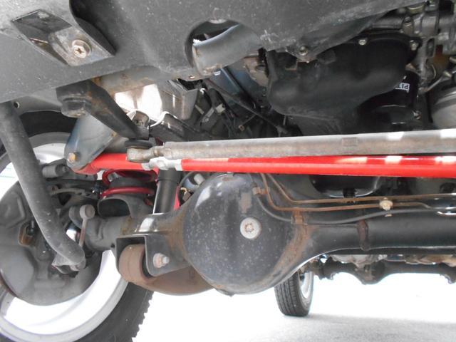 XG リフトアップ 4WD ターボ 5MT 禁煙車(32枚目)