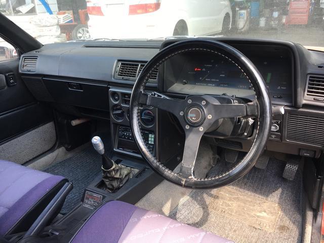 トヨタ カリーナ GT ターボ 社外AW 社外マフラー 車高調 5速MT