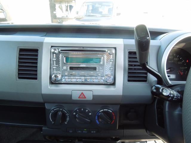 スズキ ワゴンR FT-Sリミテッド ターボ 社外アルミ