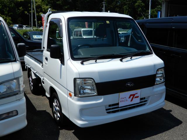 TB 4WD 5速マニュアル エアコンパワステ付き(2枚目)