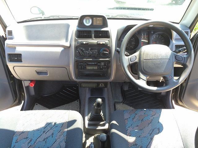 三菱 パジェロミニ アイアンクロスX 5MT 4WD アルミ フルフラット