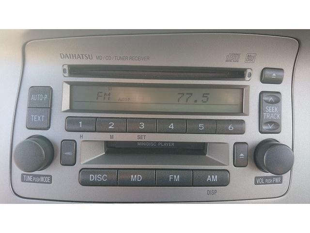 ダイハツ ムーヴ カスタム VS CD キーレス