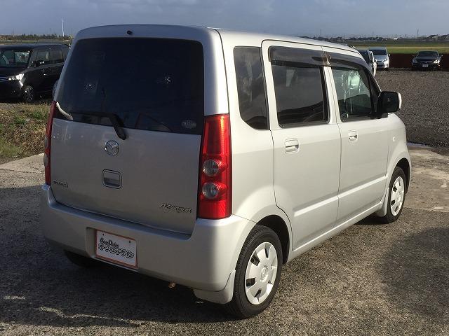 「マツダ」「AZ-ワゴン」「コンパクトカー」「新潟県」の中古車8