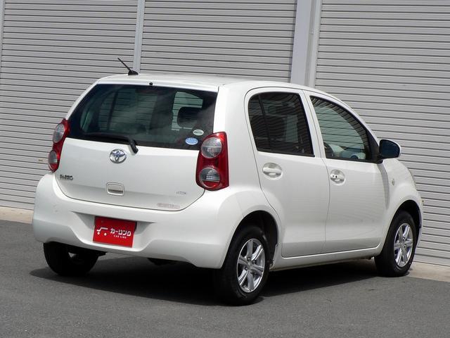 「トヨタ」「パッソ」「コンパクトカー」「長野県」の中古車7