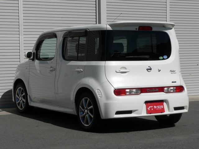 「日産」「キューブ」「ミニバン・ワンボックス」「長野県」の中古車4