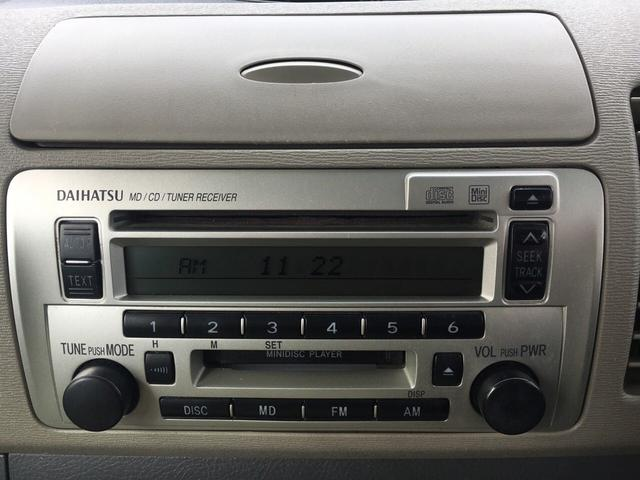 ダイハツ タント X 2WD CDデッキ オートエアコン タイベル交換済