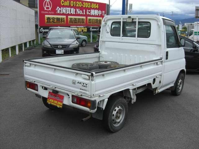 ホンダ アクティトラック SDX 4WD エアコン パワステ エアバック ETC