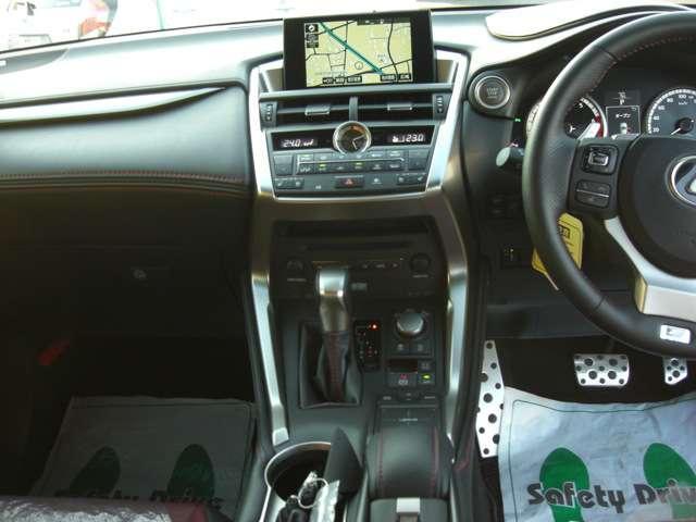 レクサス NX NX200t Fスポーツ4WD サンル-フ 三眼LEDヘッド