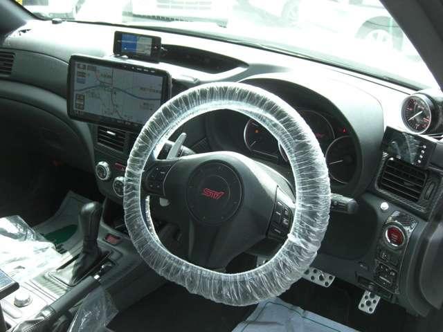 WRX STI Aライン タイプS ナビ フルセグ 車高調(9枚目)