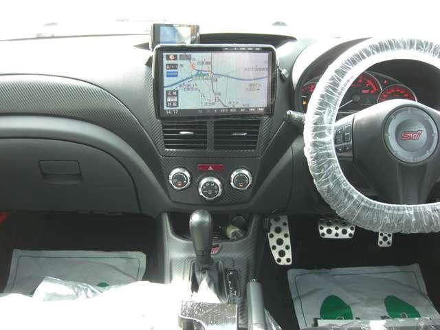 WRX STI Aライン タイプS ナビ フルセグ 車高調(11枚目)