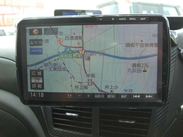 WRX STI Aライン タイプS ナビ フルセグ 車高調(12枚目)