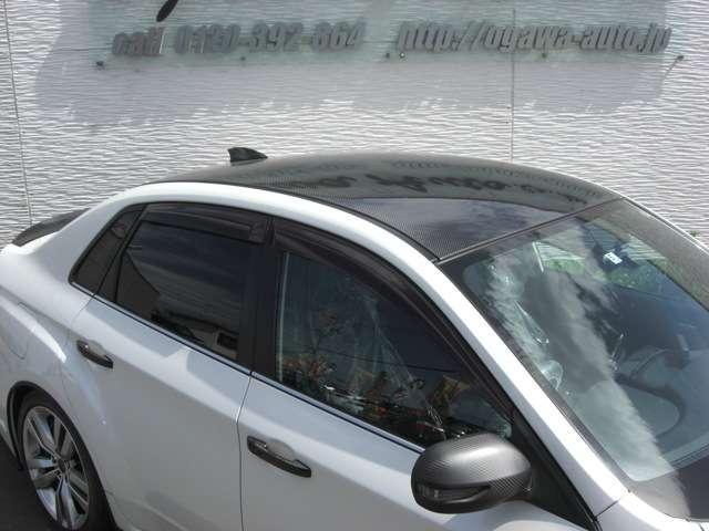 WRX STI Aライン タイプS ナビ フルセグ 車高調(17枚目)
