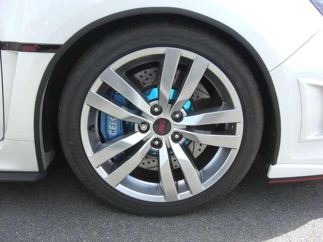 WRX STI Aライン タイプS ナビ フルセグ 車高調(19枚目)