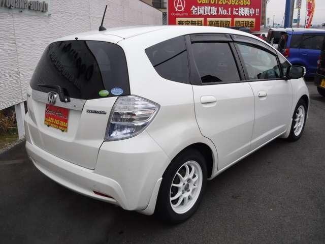 「ホンダ」「フィット」「コンパクトカー」「長野県」の中古車4