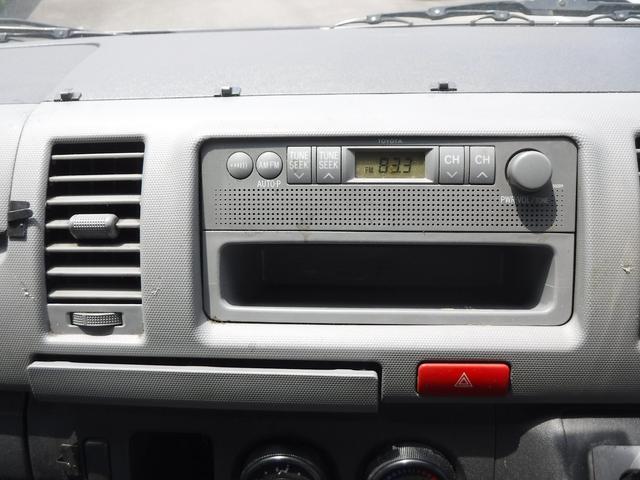 DXロング ディーゼルターボ 4WD キーレス 片側スライド(13枚目)
