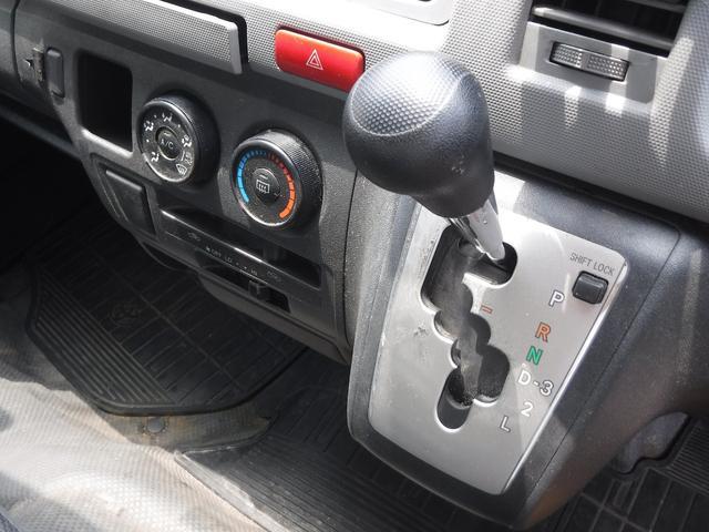 DXロング ディーゼルターボ 4WD キーレス 片側スライド(15枚目)