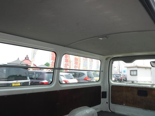 DXロング ディーゼルターボ 4WD キーレス 片側スライド(22枚目)