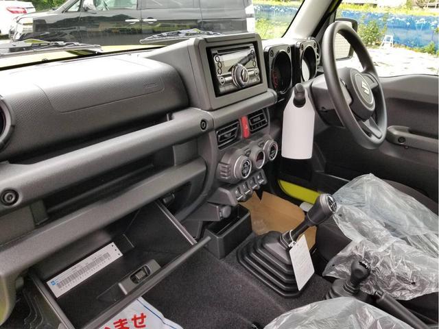 XL 4WD 5速マニュアル 走行400km CDデッキ(15枚目)