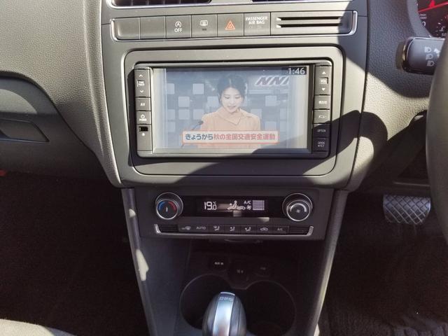 TSIコンフォートラインアップグレードパック ブルーモーション テクノロジー 正規ディーラー車 クルコン ナビ TV バックカメラ ETC付 アイドリングストップ(13枚目)