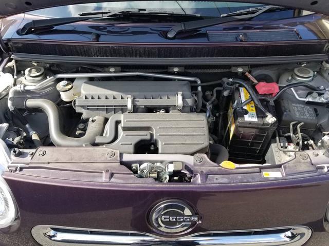 ココアプラスX 4WD スマートキー CDデッキ オートエアコン エコアイドル(25枚目)