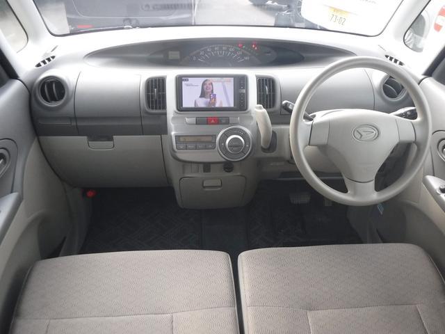 X 左側電動スライドドア ナビ ワンセグTV CD/DVD再生 ETC アイドリングストップ ABS スマートキー ベンチシート 盗難防止装置 アルミホイール オートエアコン(8枚目)