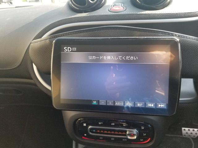 BRABUS エクスクルーシブ ディーラー車 9インチナビ TV CD DVD 17アルミ 夏冬タイヤ有 KW車高調 シートヒーター サンルーフ バックカメラ 本革シート ETC(10枚目)