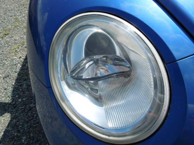 フォルクスワーゲン VW ニュービートル パステル HIDライト