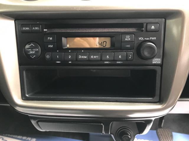 ベースグレード 4WD 5速MT キーレス CDデッキ(13枚目)