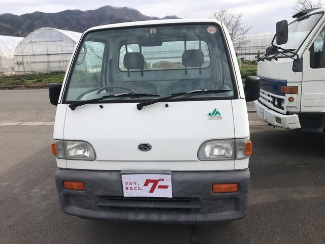 JA 4WD EL付5速MT 軽トラック 走行10400km(3枚目)