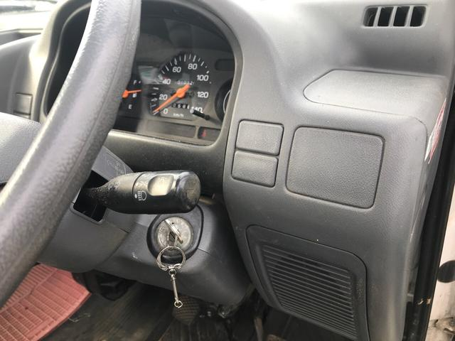 JA 4WD EL付5速MT 軽トラック 走行10400km(10枚目)