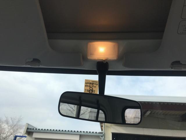 JA 4WD EL付5速MT 軽トラック 走行10400km(14枚目)