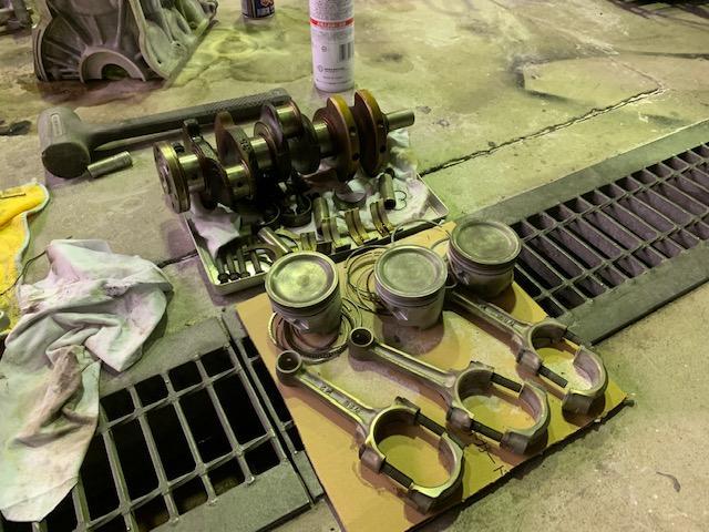 RS/Z 4WD 全塗装 ボディ加工 検R3年3月迄(12枚目)