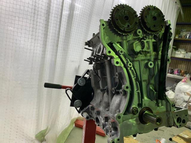 RS/Z 4WD 全塗装 ボディ加工 検R3年3月迄(14枚目)