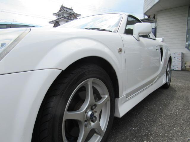 「トヨタ」「MR-S」「オープンカー」「長野県」の中古車22