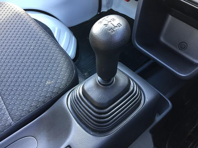 KX 3型 4WD/5速マニュアル車(26枚目)