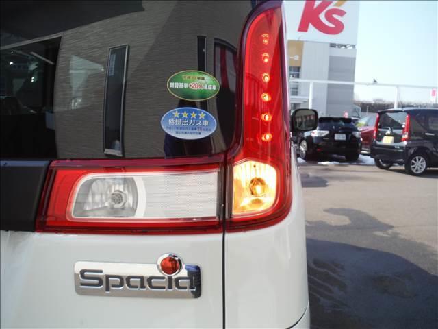 スズキ スペーシア X4WDSエネチャージアイドリングSワンアクションパワスラ