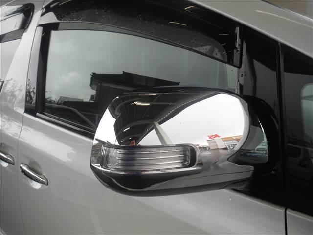 トヨタ ヴェルファイア Zプラチナセレクション24WD純正SDナビ両側パワスラVSC