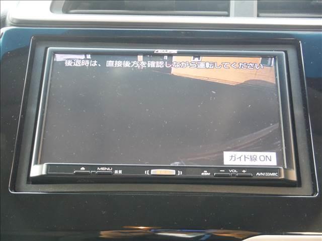 ホンダ フィット 13GF4WD社外メモリーナビBモニターアイドリングストップ